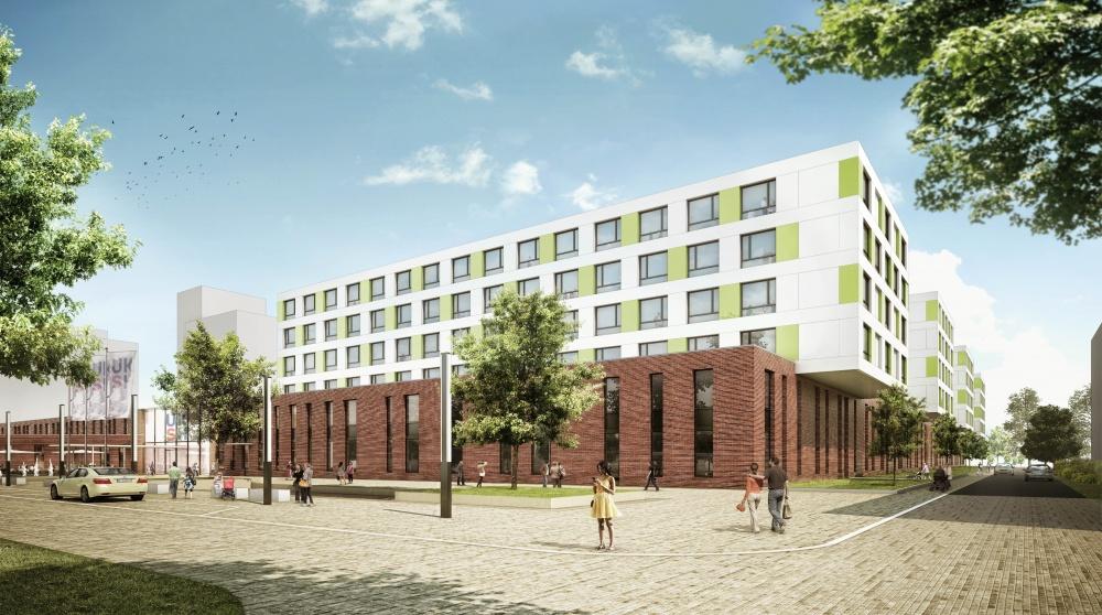 Bam consortium bereikt financial close voor academisch ziekenhuis sleeswijk holstein - Architektur kiel ...